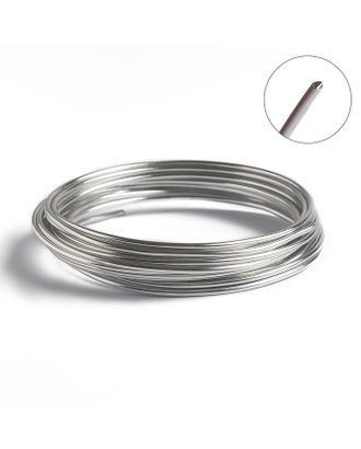 Проволока для плетения D=2.5мм, намотка 5м арт. СМЛ-24044-2-СМЛ4063084