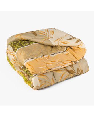 Одеяло, размер 140х205 см, цвет МИКС, синтепон арт. СМЛ-35385-1-СМЛ0004065030