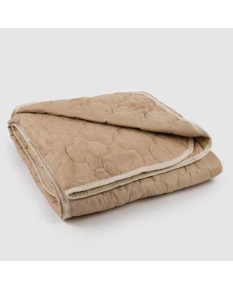 Одеяло стеганое «Верблюд», размер 145х205 см, искуств. верблюжья шерсть, чехол ПЭ 100% арт. СМЛ-33073-1-СМЛ4101111