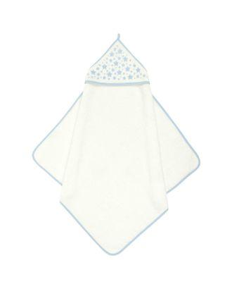 Пеленка-полотенце для купания, 75х75, розовый молочный, махра, 360г/м арт. СМЛ-34225-3-СМЛ4101114