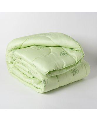 Одеяло Эконом Бамбук 140х205 см, полиэфирное волокно, 300гр/м, пэ 100% арт. СМЛ-33036-1-СМЛ4124955