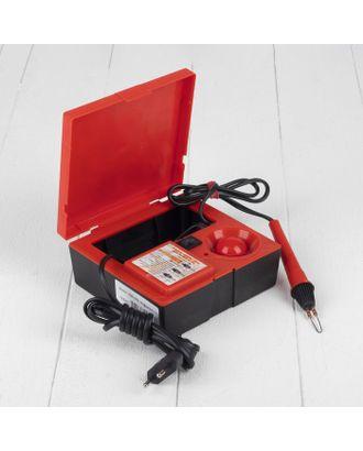 """Электроприбор для выжигания по дереву «Дымок»"""" 220В, 20Вт. В комплект входит образцы рисунк арт. СМЛ-28170-1-СМЛ4169382"""