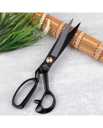 Ножницы портновские, 30 см, цвет чёрный арт. СМЛ-31210-2-СМЛ4234312