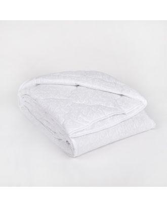 """Одеяло всесезонное Адамас """"Лебяжий пух"""", размер 140х205 ± 5 см, 300гр/м2, чехол поплин арт. СМЛ-32939-1-СМЛ0452380"""