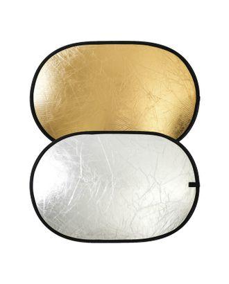 Отражатель для фото 2в1 60х90 см с сумкой арт. СМЛ-121400-1-СМЛ0004529603