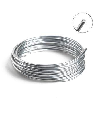 Проволока для плетения D=3.8мм, намотка 3м арт. СМЛ-24046-3-СМЛ0004544673