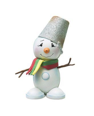 "Создай куклу ""Снеговик"" арт. СМЛ-108457-1-СМЛ0004619869"