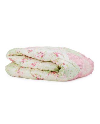 Одеяло «Эконом», размер 140х205 см, МИКС, синтепон арт. СМЛ-35411-1-СМЛ0004713300