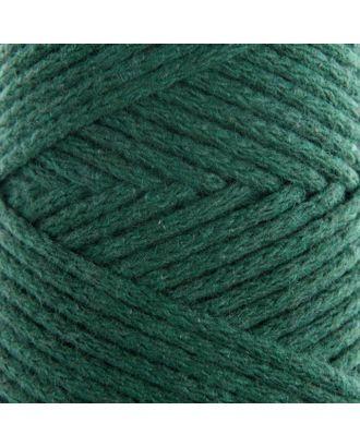 Шнур для вязания без сердечника 100% хлопок, ширина 2мм 100м/95гр (2194 св. розовый) арт. СМЛ-40116-7-СМЛ0004790689