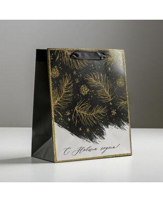 Пакет ламинированный вертикальный «Сказочная ночь», S 12 × 15 × 5.5 см арт. СМЛ-113253-3-СМЛ0004843341