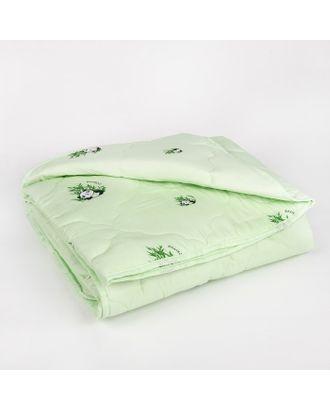 "Одеяло всесезонное Адамас ""Бамбук"", размер 140х205 ± 5 см, 300гр/м2, чехол п/э арт. СМЛ-32942-1-СМЛ0484966"