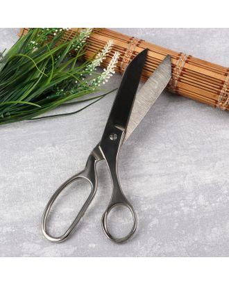 Ножницы портновские, 25 см, цвет серебристый арт. СМЛ-40580-1-СМЛ0004973046