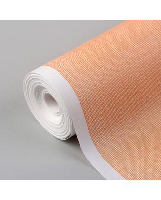 Масштабно-координатная бумага, 60 г/кв.м, 64 см, 20 м, цвет оранжевый арт. СМЛ-35141-1-СМЛ0005074938