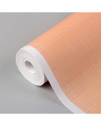Масштабно-координатная бумага, 60 г/кв.м, 87 см, 20 м, цвет оранжевый арт. СМЛ-35147-1-СМЛ0005074944