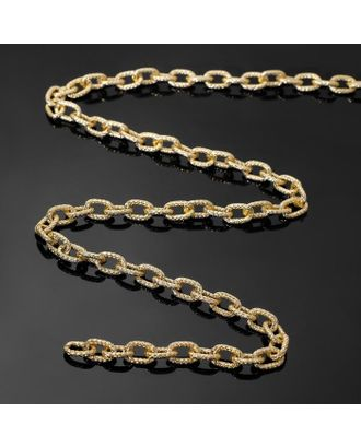 Цепочка без карабина L60см (набор 3шт), А1359 0.22*0.8*1.2, цвет золото арт. СМЛ-41346-1-СМЛ0005091022