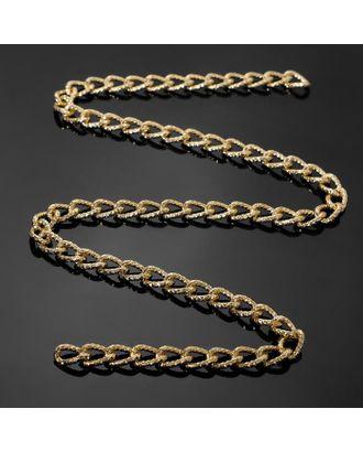 Цепочка без карабина L60см (набор 3шт), А13101 0.22*0.92*1.4, цвет золото арт. СМЛ-41350-1-СМЛ0005091026