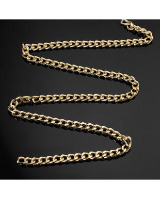Цепочка без карабина L60см (набор 3шт), А1403 0.2*0.7*1, цвет золото арт. СМЛ-41352-1-СМЛ0005091028