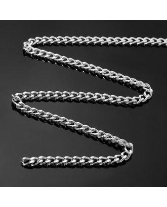 Цепочка без карабина L60см (набор 3шт), А1403 0.2*0.7*1, цвет серебро арт. СМЛ-41353-1-СМЛ0005091029