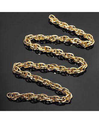 Цепочка без карабина L60см (набор 3шт), А1437 0.15*0.2*0.82*1.15, цвет золото арт. СМЛ-41354-1-СМЛ0005091030