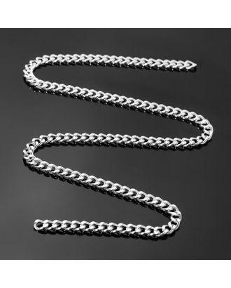 Цепочка без карабина L60см (набор 3шт), А1470 0.2*0.7*0.9, цвет серебро арт. СМЛ-41357-1-СМЛ0005091033