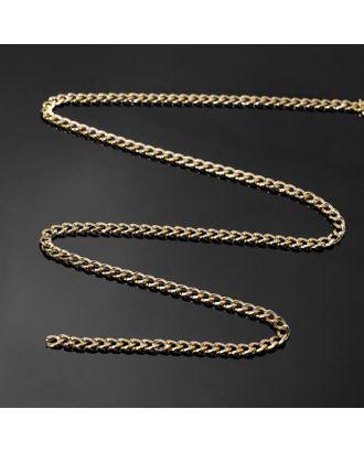 Цепочка без карабина L60см (набор 3шт), А1715 0.11*0.13*0.44*0.7, цвет золото арт. СМЛ-41362-1-СМЛ0005091038
