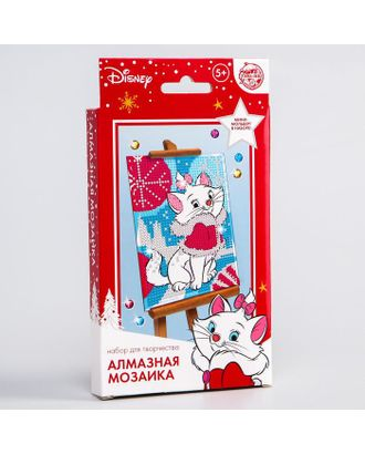 Алмазная мозаика для детей Коты аристократы + емкость, стержень с клеевой подушечкой арт. СМЛ-123251-1-СМЛ0005094456