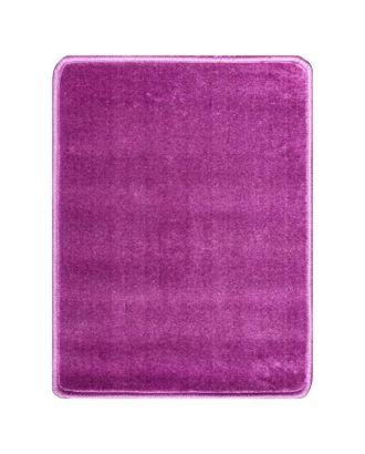 Ковер Соло гладь/39 50х65 см, фиолет, ПП 100% арт. СМЛ-38331-1-СМЛ0005113711