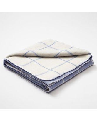 """Одеяло """"Крошка Я"""" Клетка, 110х145 см, 78% хл., 22% п/э арт. СМЛ-117821-1-СМЛ0005153064"""
