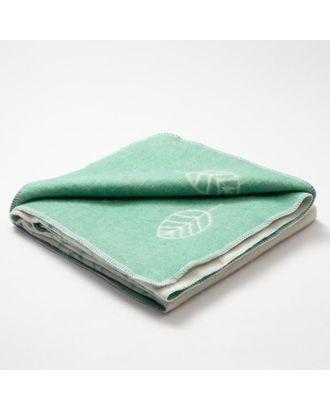 "Одеяло ""Крошка Я"" Leaves, 110х145 см, 78% хл., 22% п/э арт. СМЛ-117818-1-СМЛ0005153065"