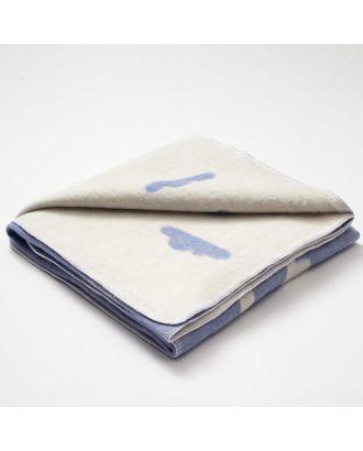 """Одеяло """"Крошка Я"""" Clouds, 110х145 см, 78% хл., 22% п/э арт. СМЛ-117816-1-СМЛ0005153069"""