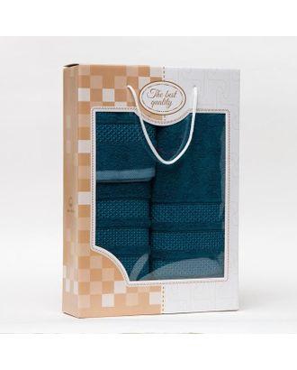 КМП в коробке DOGUS 30х50, 50х90, 70х130 см, синий, хлопок 100%, 450г/м2 арт. СМЛ-121733-1-СМЛ0005160873