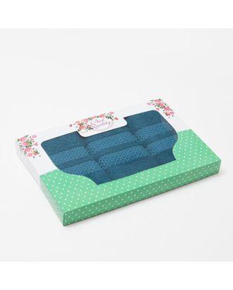 КМП в коробке DOGUS 30х50см-3шт, синий, хлопок 100%, 450г/м2 арт. СМЛ-121735-1-СМЛ0005160882