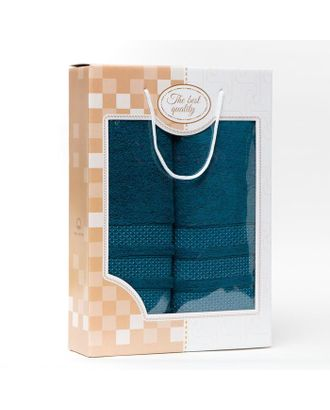 КМП в коробке DOGUS 50х90,70х130 см, синий, хлопок 100%, 450г/м2 арт. СМЛ-121738-1-СМЛ0005160886