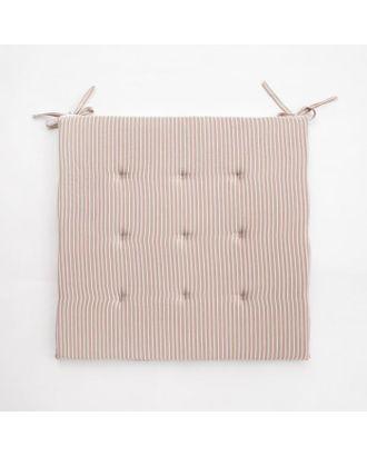 Подушка на стул Этель «Классика», 40х40 см арт. СМЛ-123360-1-СМЛ0005167822