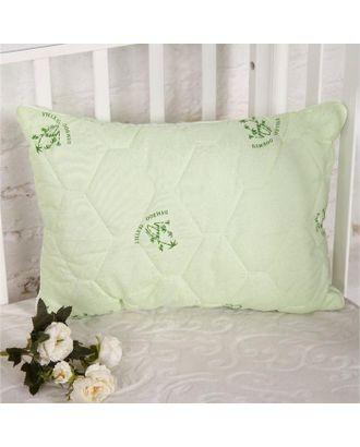 Подушка Бамбук 40х60 см, чехол тик, (сумка) арт. СМЛ-41881-1-СМЛ0005187487