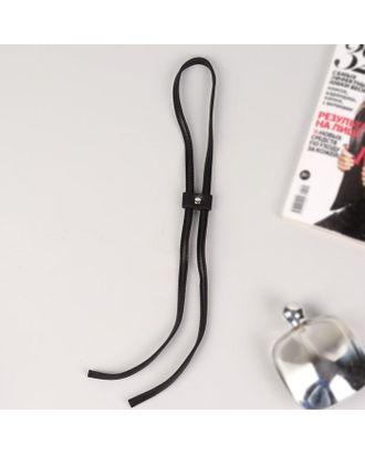 Утяжка для сумки, 85 × 0,8 см, цвет бежевый/серебряный арт. СМЛ-117842-3-СМЛ0005215322