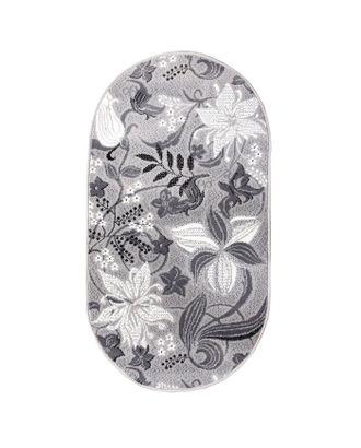 Ковёр «Графит», размер 60х110 см арт. СМЛ-121808-1-СМЛ0005236056