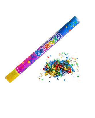 """Пневмохлопушка """"Разноцвет"""" круги, 60 см арт. СМЛ-110785-1-СМЛ0005395209"""