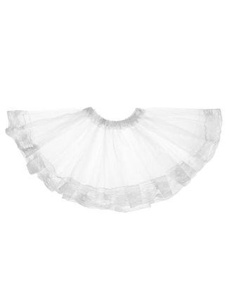 Карнавальная юбка «Ангел», цвет белый арт. СМЛ-122997-1-СМЛ0005399917