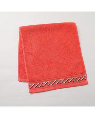 """Полотенце махровое Этель """"Вдохновение"""" 30*70 см, цв. розовый 100% хл, 450 гр/м2 арт. СМЛ-125275-1-СМЛ0005469163"""