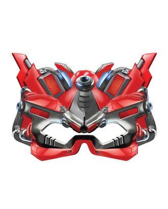 Маска картон Трансформер красный арт. СМЛ-122396-1-СМЛ0005477635