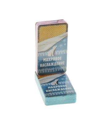 """Полотенце прессованное Collorista """"Махровое наслаждение"""", размер 28 х 60 см, цвет микс арт. СМЛ-24671-1-СМЛ0735879"""