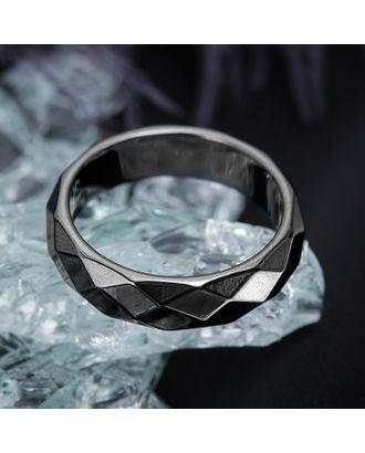 """Кольцо """"Гематит"""" 5 мм, размер МИКС арт. СМЛ-24895-1-СМЛ0806937"""