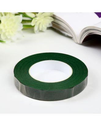 Тейп-лента чёрная, 1,2 см арт. СМЛ-20400-3-СМЛ0808441