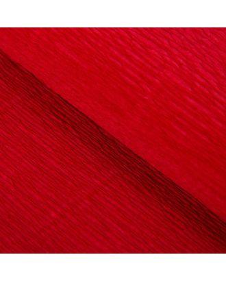"""Бумага гофрированная, 586 """"Карминно-красный"""", 0,5 х 2,5 м арт. СМЛ-34323-1-СМЛ0873025"""
