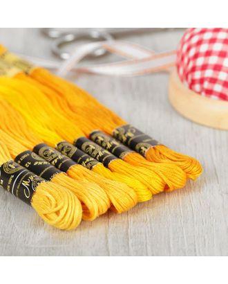 Набор ниток мулине «Цветик-Семицветик», 10 ± 1 м, 7 шт, цвет МИКС арт. СМЛ-25130-1-СМЛ0907200