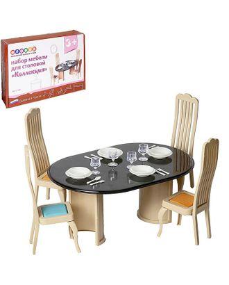 Набор мебели для столовой «Коллекция» арт. СМЛ-103052-1-СМЛ0000938730