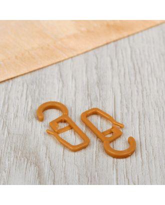 Крючок для штор, на кольцо, 3 × 1,3 см арт. СМЛ-37-3-СМЛ0961736