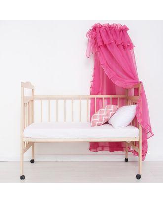 Балдахин однотонный, 150х300 см, цвет ярко-розовый арт. СМЛ-29551-1-СМЛ0988162