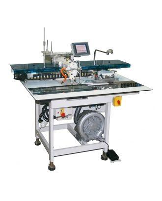 Автомат для прокладывания отделочной строчки по гульфику на классических брюках Robotech JX5100 арт. ТМ-3671-1-ТМ0652233